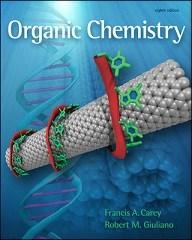 کتاب شیمی آلی کری چاپ هشتم